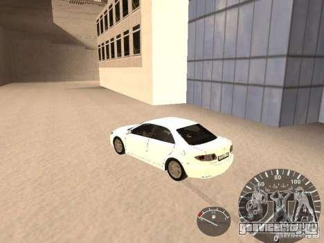 Mazda 6 2004 для GTA San Andreas вид слева