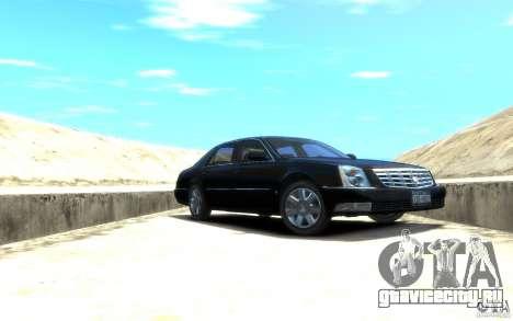 Cadillac DTS v 2.0 для GTA 4