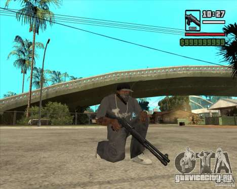 Millenias Weapon Pack для GTA San Andreas