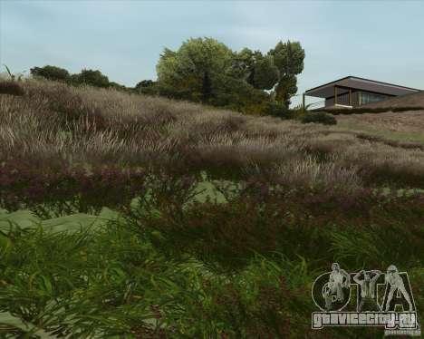 Grass form Sniper Ghost Warrior 2 для GTA San Andreas третий скриншот