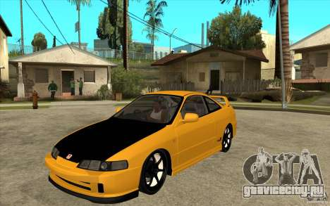 Honda Integra Spoon Version для GTA San Andreas