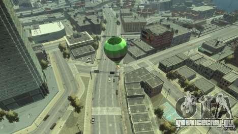 Balloon Tours option 3 для GTA 4 вид сзади слева