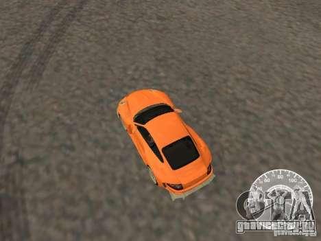 Porsche 911 GT3 Style Tuning для GTA San Andreas вид справа