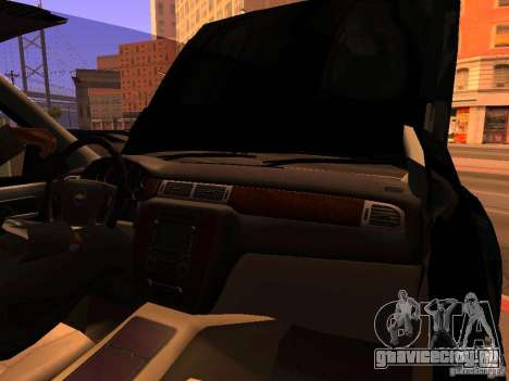 Chevrolet Silverado HD 3500 2012 для GTA San Andreas вид сбоку