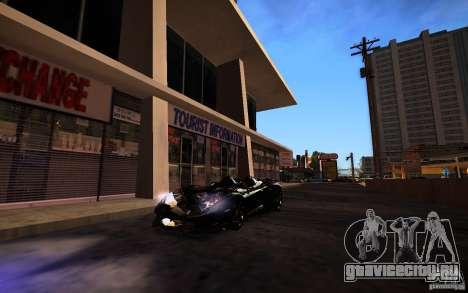 ENBSeries by Gasilovo Final Version для GTA San Andreas третий скриншот