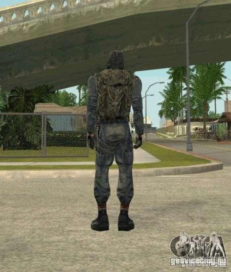 Группировка Наёмники из сталкера для GTA San Andreas одинадцатый скриншот