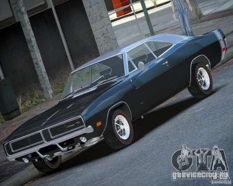 Dodge Charger RT Stock [EPM] для GTA 4