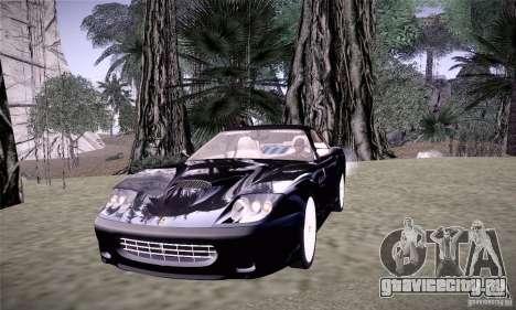 Ferrari 575M Maranello для GTA San Andreas