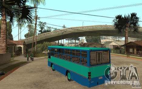 Thamco Aguia M.Benz OF1114 для GTA San Andreas вид сзади слева