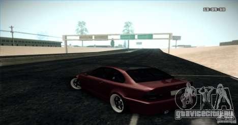 ENB Graphics Mod Samp Edition для GTA San Andreas седьмой скриншот