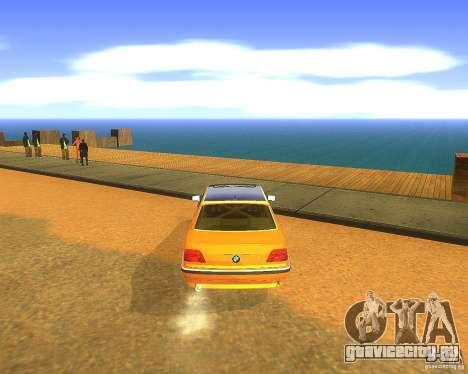 BMW 750iL e38 Drift Tune для GTA San Andreas вид справа