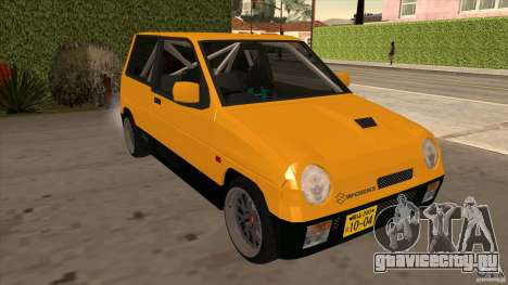 Suzuki Alto Euro для GTA San Andreas