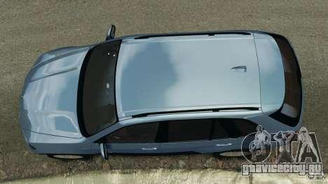 BMW X5 xDrive30i для GTA 4 вид справа