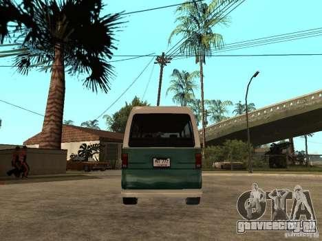 VW T1 Samba для GTA San Andreas