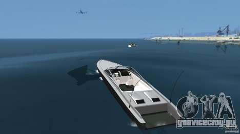Новый Jetmax для GTA 4 вид сзади слева