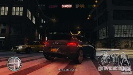 Coloured Radio HUD для GTA 4 седьмой скриншот