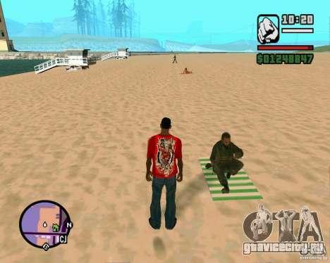 Боевик из COD Modern Warfare 2 для GTA San Andreas