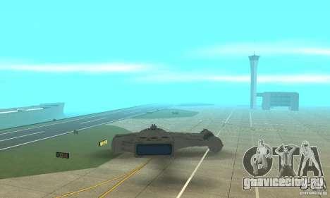 YT-2400 Вестник для GTA San Andreas вид сбоку