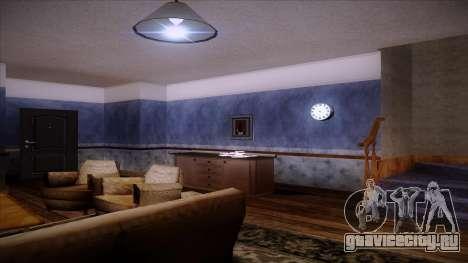 Рабочие настенные часы для GTA San Andreas второй скриншот