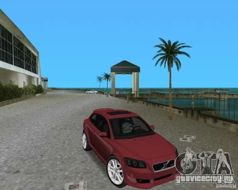 Volvo C30 для GTA Vice City