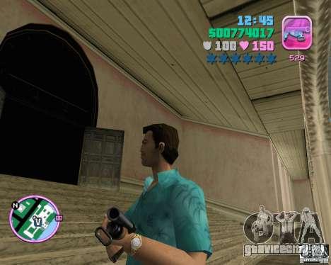 Стандартный Томми в HD для GTA Vice City