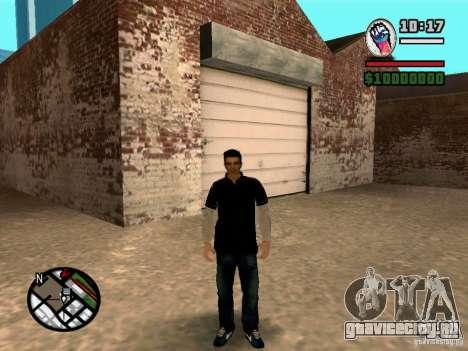 Сlaude FXstyle для GTA San Andreas