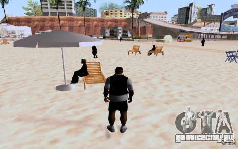 Reality Beach v2 для GTA San Andreas шестой скриншот