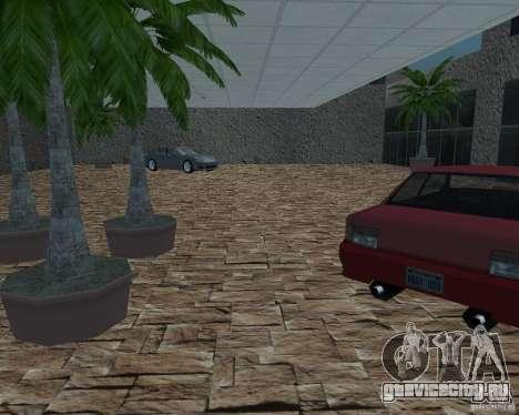 Автосалон в SF для GTA San Andreas третий скриншот