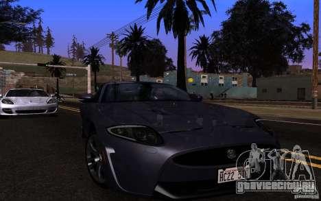 Настройка ENBSeries для слабых ПК для GTA San Andreas четвёртый скриншот