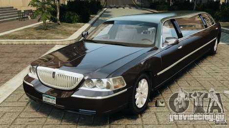 Lincoln Town Car Limousine 2006 для GTA 4