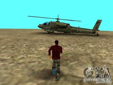 Новый транспорт по всему штату для GTA San Andreas второй скриншот