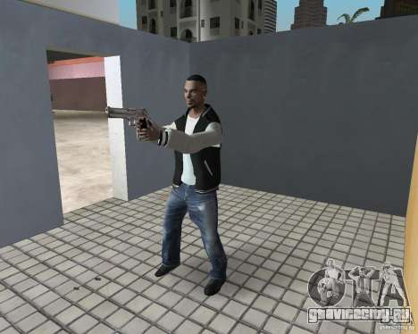 Луис Лопез для GTA Vice City третий скриншот