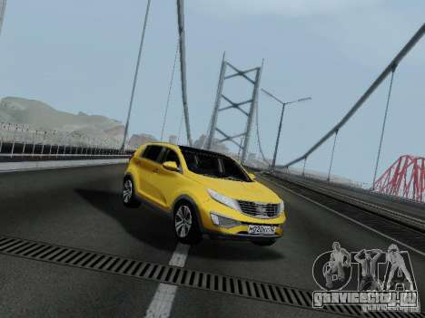 KIA Sportage для GTA San Andreas