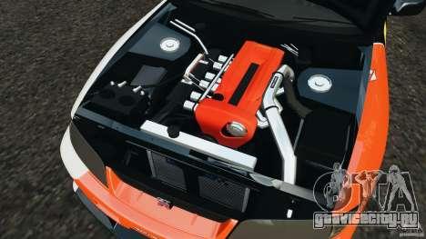 Nissan Skyline GT-R (R33) v1.0 для GTA 4 вид сверху