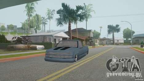 Chevrolet Silverado Mini Truckin 1996 для GTA San Andreas