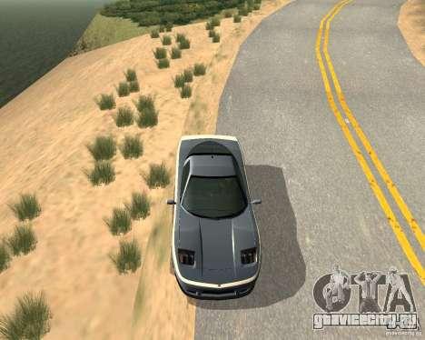 Сoquette из GTA 4 для GTA San Andreas вид справа