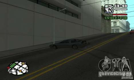 Drift - Дрифт для GTA San Andreas четвёртый скриншот
