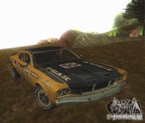 Boxer from FlatOut2 для GTA San Andreas