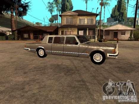 ЗиЛ 41047 для GTA San Andreas вид сзади слева