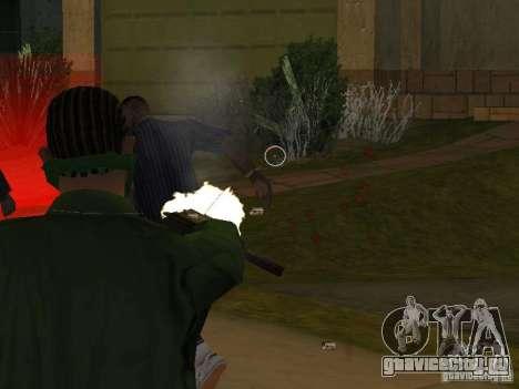 CLEO Оружие для GTA San Andreas четвёртый скриншот