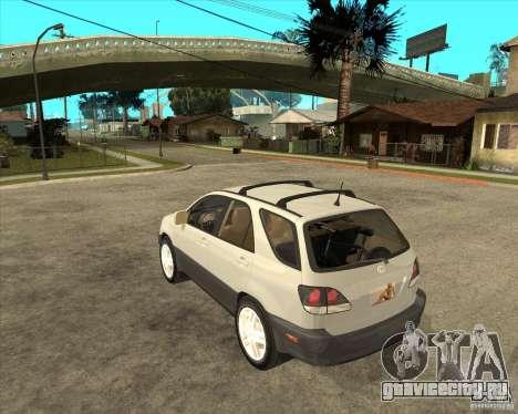 Lexus RX300 для GTA San Andreas