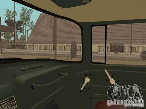 ЗиЛ 131 Самосвал для GTA San Andreas вид сбоку