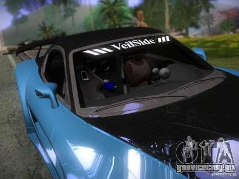 Mazda RX 7 Veil Side для GTA San Andreas салон
