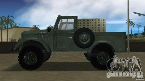 Aro M461 для GTA Vice City вид слева