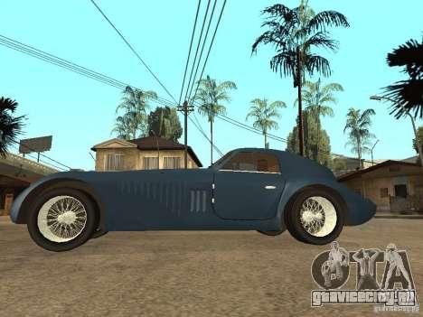 Alfa Romeo 2900B LeMans Speciale 1938 для GTA San Andreas