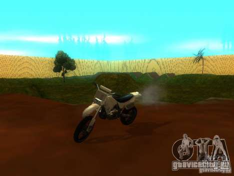 Moto Track Race для GTA San Andreas