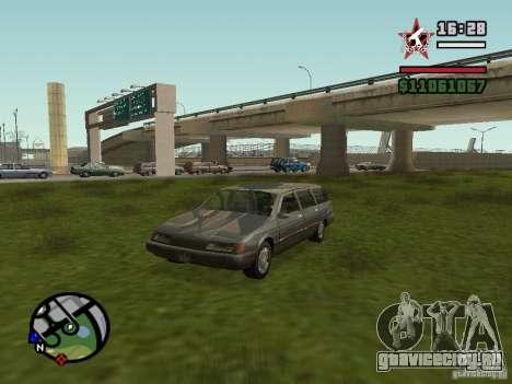 ENBSeries для GForce 5200 FX v2.0 для GTA San Andreas пятый скриншот