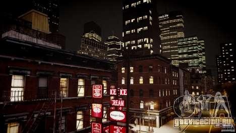 Realistic ENBSeries V1.1 для GTA 4 десятый скриншот
