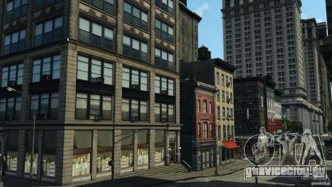 FAKES ENB Realistic 2012 для GTA 4 пятый скриншот