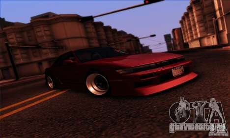 Ghetto ENBSeries для GTA San Andreas второй скриншот
